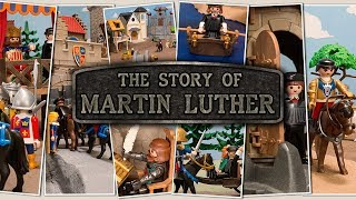 The Story of Martin Luther: Playmobil Animation - Go Chatter