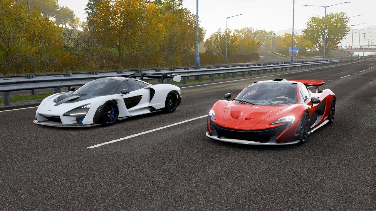 Watch The Ultimate Hypercar Race: McLaren P1 Vs LaFerrari Vs Porsche 918 Spyder picture
