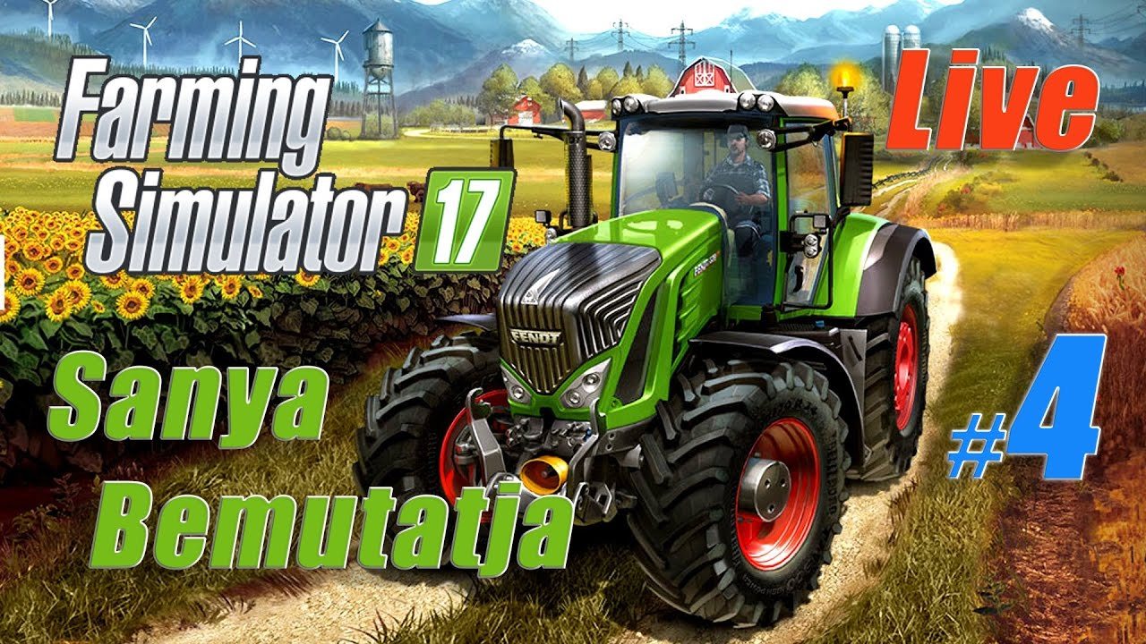 Download 🚜 Farming Simulator 17 [4. rész] 🚜 Földművelés, bérmunkák, árpa leadása vonattal