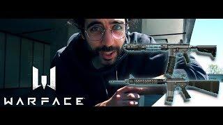 Warface : R16 VS WAI GRAY REVIEW | Stories #2