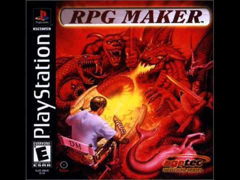 RPG Maker 1 Soundtrack: 26 - Town 2