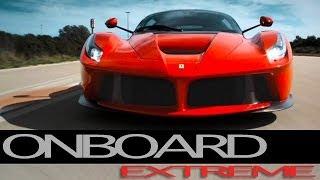 Ferrari LaFerrari: EXTREME ♛ OnBoard TEST DRIVE ♛