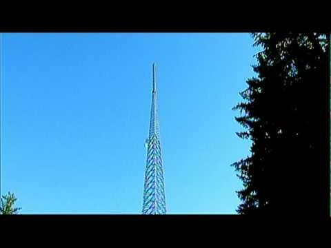 KXPC Snow Peak Tower Demolition - cam 2 (HD)