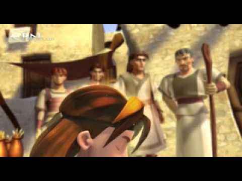 superbook the first christmas trailer movie