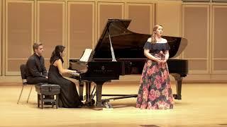 У моего окна (At My Window) Op. 26, No. 10   S. Rachmaninov