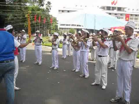 NTN Tân Bình - Hội thi nghi thức Đội 2011 - Phần 1.flv