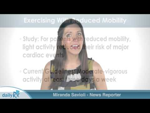 Exercise: How Even a Little May Help Older Hearts