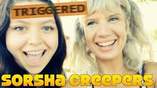 Sorsha Morava Creepers: BACK OFF!
