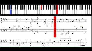 Video Kasmaran   pingkan   Belajar Grand Piano   Midi Sheet Music   Piano Tutorial download MP3, 3GP, MP4, WEBM, AVI, FLV Juni 2018