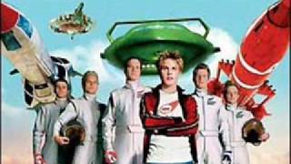 THUNDERBIRDS ARE GO! music video(picture). busted boys