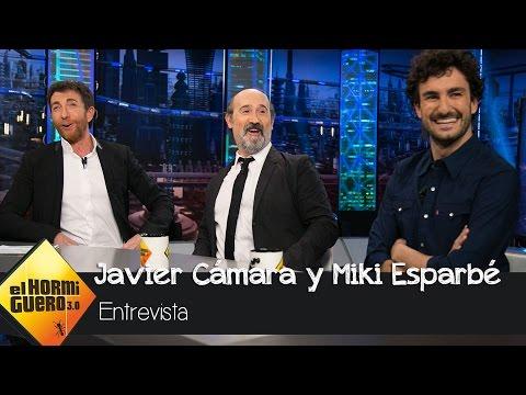 Javier Cámara maldice a Pablo Motos como un auténtico sicario colombiano   El Hormiguero 3.0