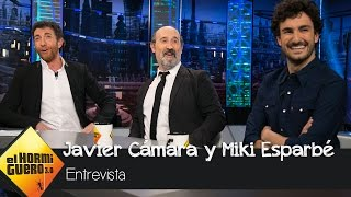 Javier Cámara maldice a Pablo Motos como un auténtico sicario colombiano  - El Hormiguero 3.0