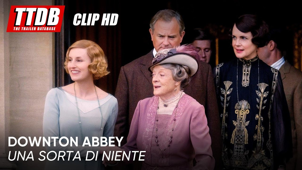 Downton Abbey | Clip: Una sorta di niente