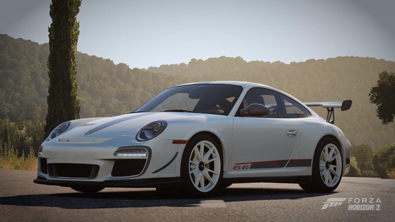 Farewell To Forza Horizon 2 - 2012 Porsche 911 (997) GT3 ...