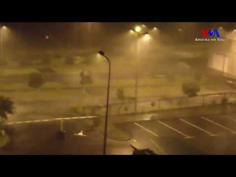 Karayipler'i Şimdi de Maria Kasırgası Vuruyor