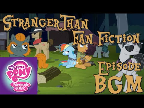 """Daring Do Experience Adventu-cation"" - My Little Pony: Friendship is Magic BGM"