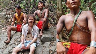 Me perdí por la jungla con una TRIBU NATIVA | Panamá
