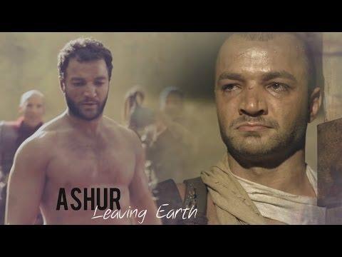 Ashur  Leaving Earth