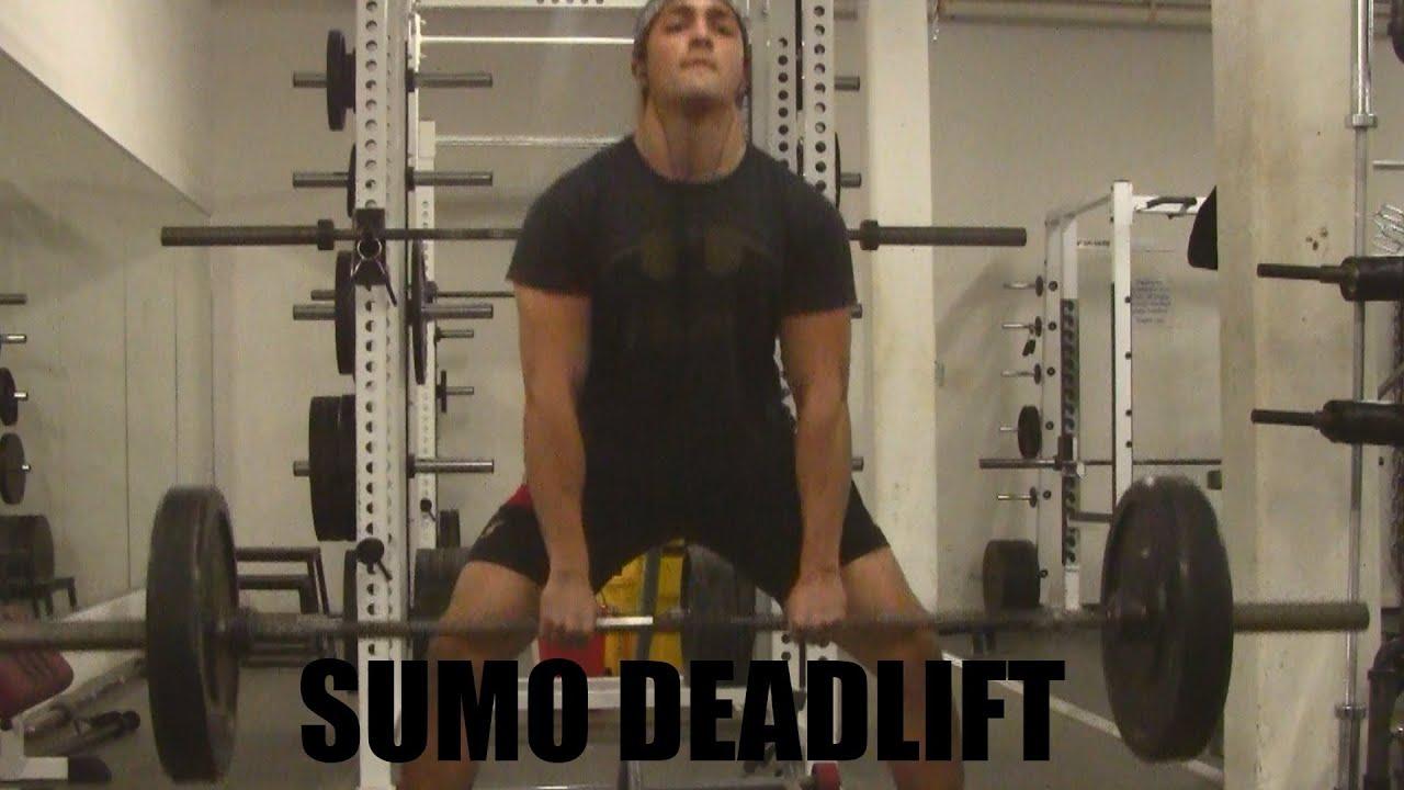 How to sumo deadlift correct technique for size strength and how to sumo deadlift correct technique for size strength and performance youtube falaconquin