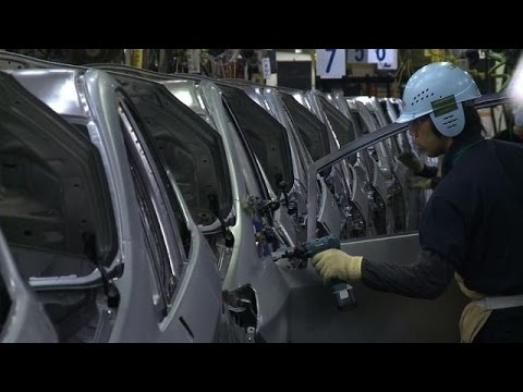 Toyota City: symbol of Japan's auto rise and future?