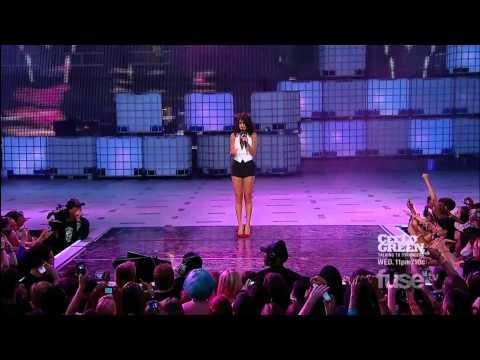 Selena Gomez´s  Opening Monologue @ 2011 MMVAs 6/19/11