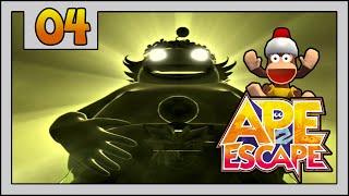 pt br ape escape 2 ps2 ps4 04 2º boss yellow monkey