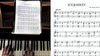"Studnitzky | KY - ""Solbakken for piano"""