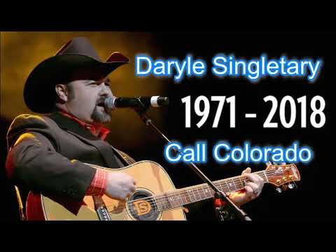 Daryle Singletary sings Call Colorado