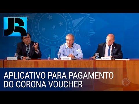 Governo anuncia a criação de um aplicativo para pagar o auxílio aos trabalhadores informais