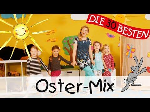 Kinderlieder Oster-Mix ||  - Singen, Tanzen Und Bewegen || Kinderlieder