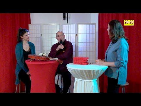 2 FOR YOU präsentiert Mónica Waisman und Florian Deuter
