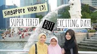 Download Video Singapore VLOG! [3]: Super Tired but Exciting Day! MP3 3GP MP4