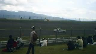 2012スーパーGT第2戦富士100R イカ娘フェラーリ