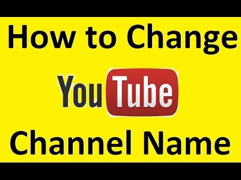 how to change the name of your iphone how to change channel name in 30 seconds 20759