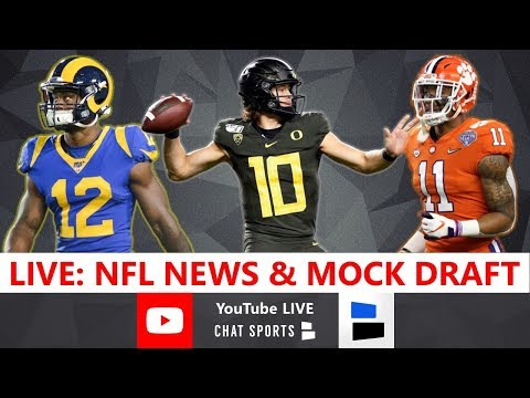 NFL Daily With Mitchell Renz And Tom Downey (March 30th)