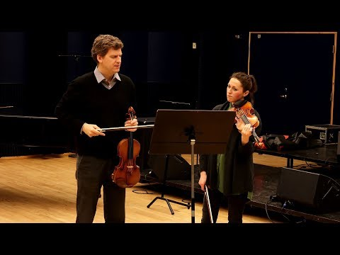 James Ehnes Violin Masterclass