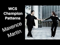WCS Champion Maxence Martin | Pattern Breakdown