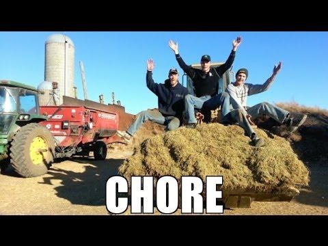Chore (Roar Parody)