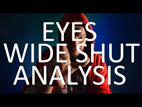 an analysis of the freudian themes in eyes wide shut by stanley kubrick Download the overlook hotel in stanley kubrick s the  is it possible to interpret the supernatural aspect of the film in a different lightemploying freudian.