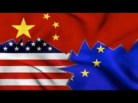 A new world order needs all of China, the EU and the US