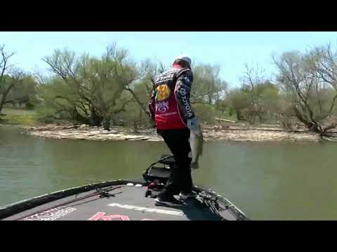 KVD with a late kicker - day 3 Grand Lake 2018