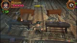 LEGO Harry Potter: Years 5-7 - Gameplay PSP HD 720P (Playstation Portable)