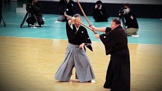 Shojitsu kenri kataichi-ryu kenjustu - 39th Kobudo Demonstration Nippon Budokan 2016