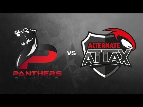 PANTHERS Gaming vs. ALTERNATE aTTaX - ESL Wintermeisterschaft 2017 - Overpass