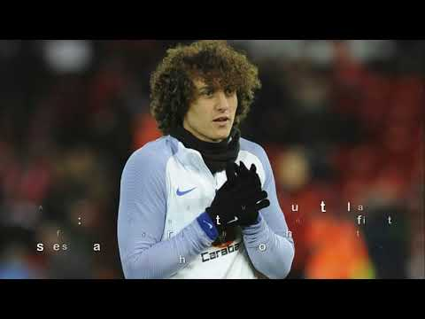 Chelsea defender David Luiz ruled out with a knee i njury