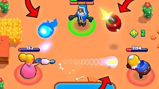 Perfect Timing Still Exist..! Brawl Stars Wins & Fails #25