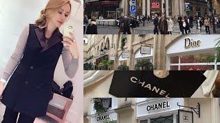 shopping Vlog  PARIS  /   бутики Парижа /  мои покупки(Luxury shopping* Vlog Paris *Luxury Brands*люксовые бренды, бутики ,мои покупки в Париже , сумка шанель,завтрак туриста..., 2016-01-10T08:53:16.000Z)