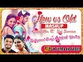 New vs Old Mashup with Lyrics | Deepshikha Ft. Raj Barman | Bollywood Songs Medley | IMPRESS DESIGN