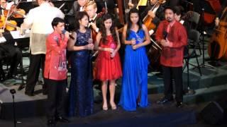FASO, Erwin Andaya, Sharon Cruz, Gelo Francisco,