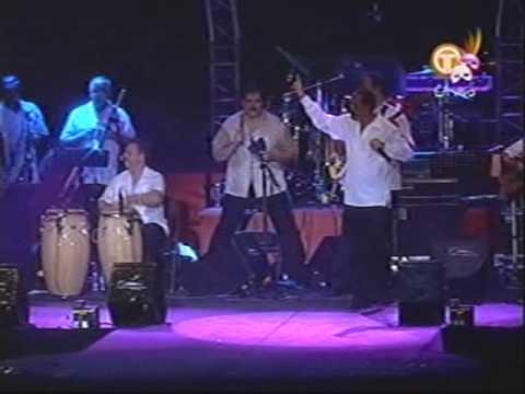 FANIA ALL STARS EN LOS CARNAVALES DE PANAMA 2009